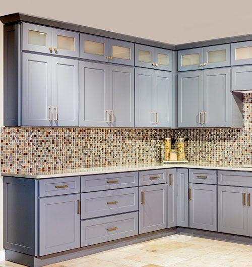 Procraft Artisan Arlington Oatmeal With, Arlington Oatmeal Kitchen Cabinets